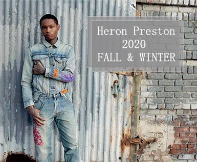 2020秋冬系列Heron Preston品牌分析