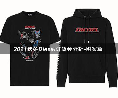 2021秋冬Diesel订货会分析-图案篇
