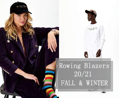 20/21秋冬系列Rowing Blazers品牌分析