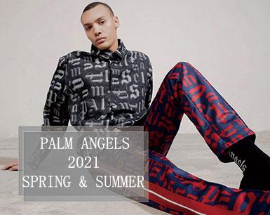 2021春夏系列PALM ANGELS品牌分析