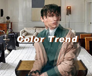 2022春夏男装男装色彩趋势:极简精致